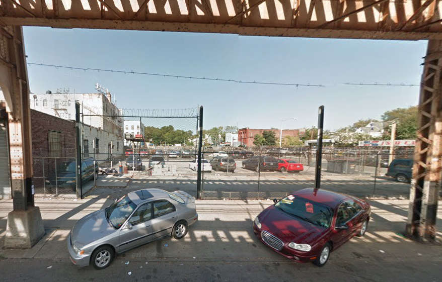 100 New Jersey Avenue, east new york