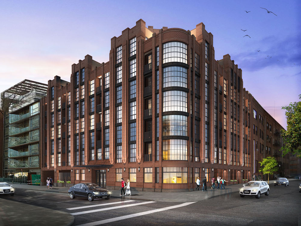 150 north 12th street williamsburg rendering