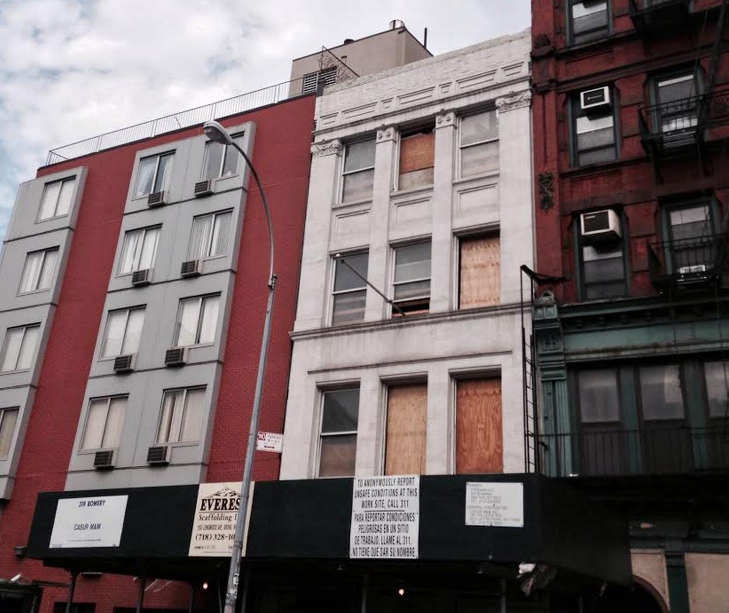 319 Bowery