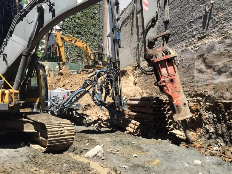 180 east 88th street construction 1 72015