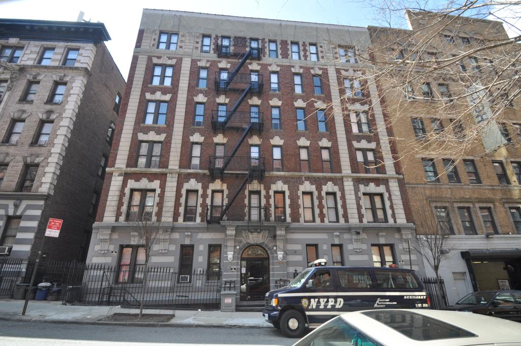 206 West 95th Street in April 2014, photo by Christopher Bride for PropertyShark