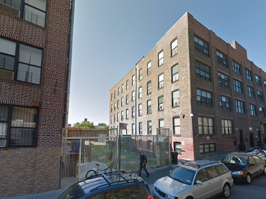 2414a Atlantic Avenue, image via Google Maps