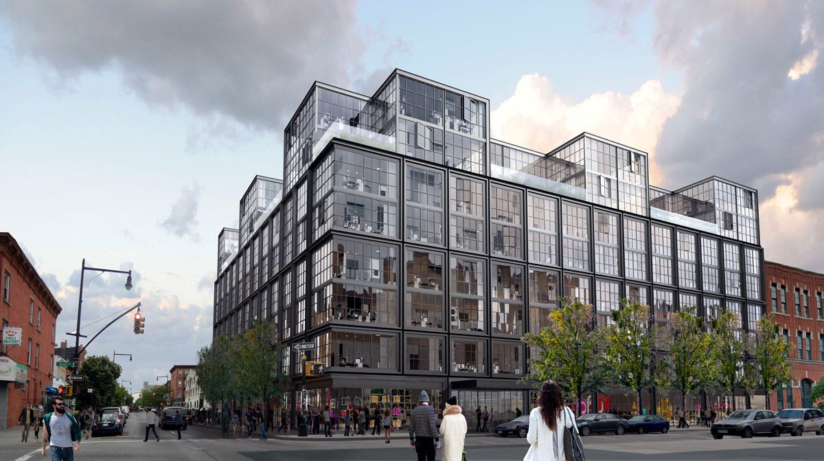 608 Franklin Avenue, rendering by ODA Architecture