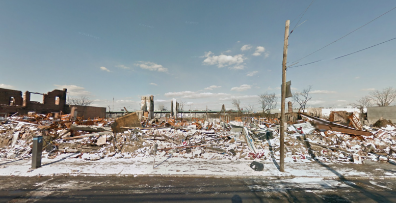 114-06 Rockaway Boulevard in January 2013, image via Google Maps