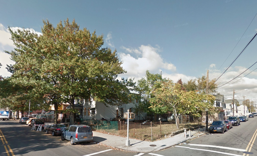 129-17 to 129-25 101st Avenue, image via Google Maps