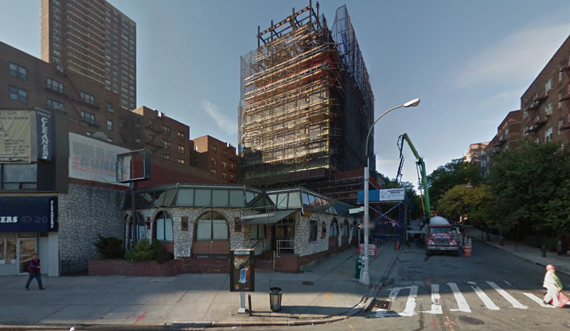 142-22 Queens Boulevard, image via Google Maps