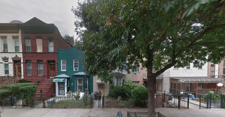 297 and 299 Van Buren Street, image via Google Maps