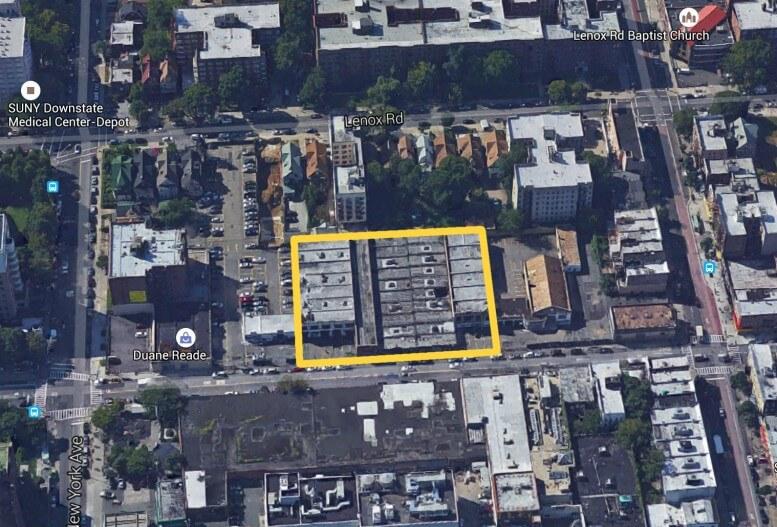 350 Clarkson Avenue, image via Google Maps