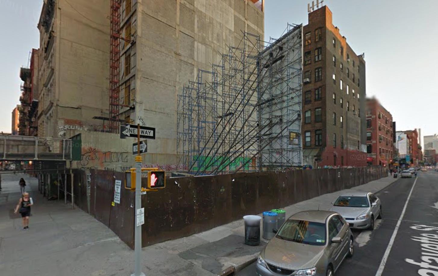 363 Lafayette Street
