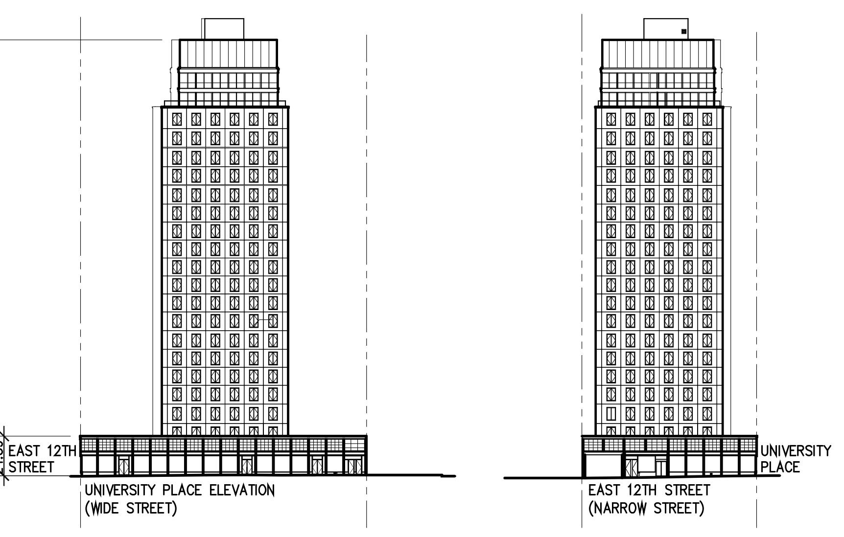 100 University Place