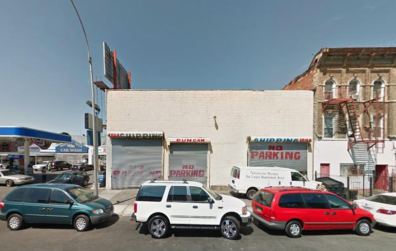 1084 Rogers Avenue, image via Google Maps
