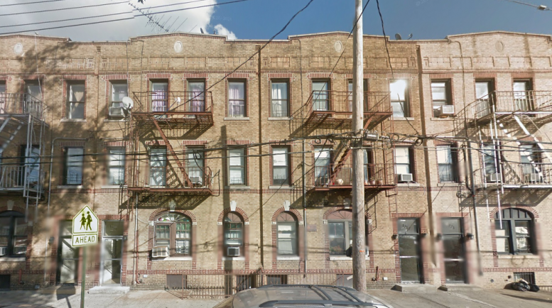 1721 East 8th Street, image via Google Maps