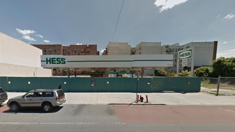 2251 Nostrand Avenue in July, image via Google Maps
