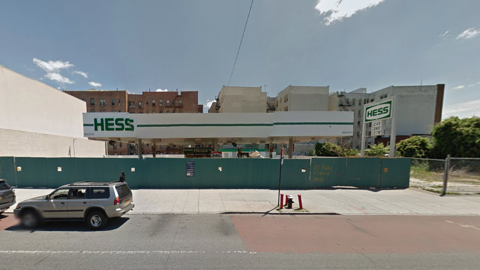 2251 Nostrand Avenue in July, image via Google Maps