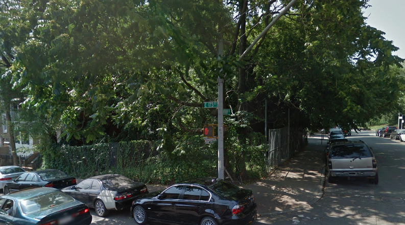 362-366 East 173rd Street, image via Google Maps
