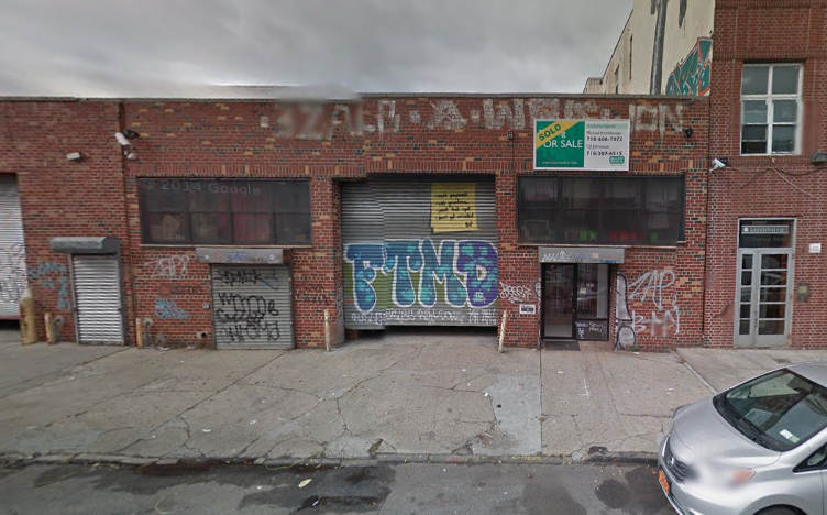 383 Troutman Street, image via Google Maps