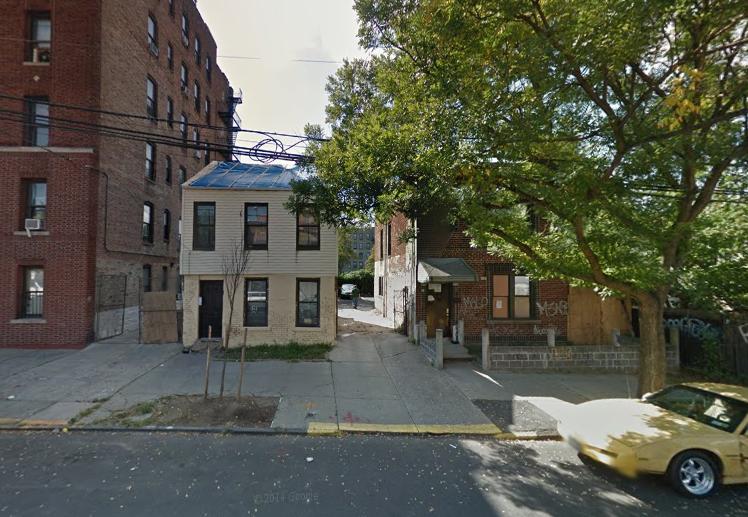 772 East 182nd Street, image via Google Maps