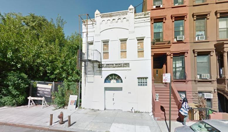 215 West 122nd Street