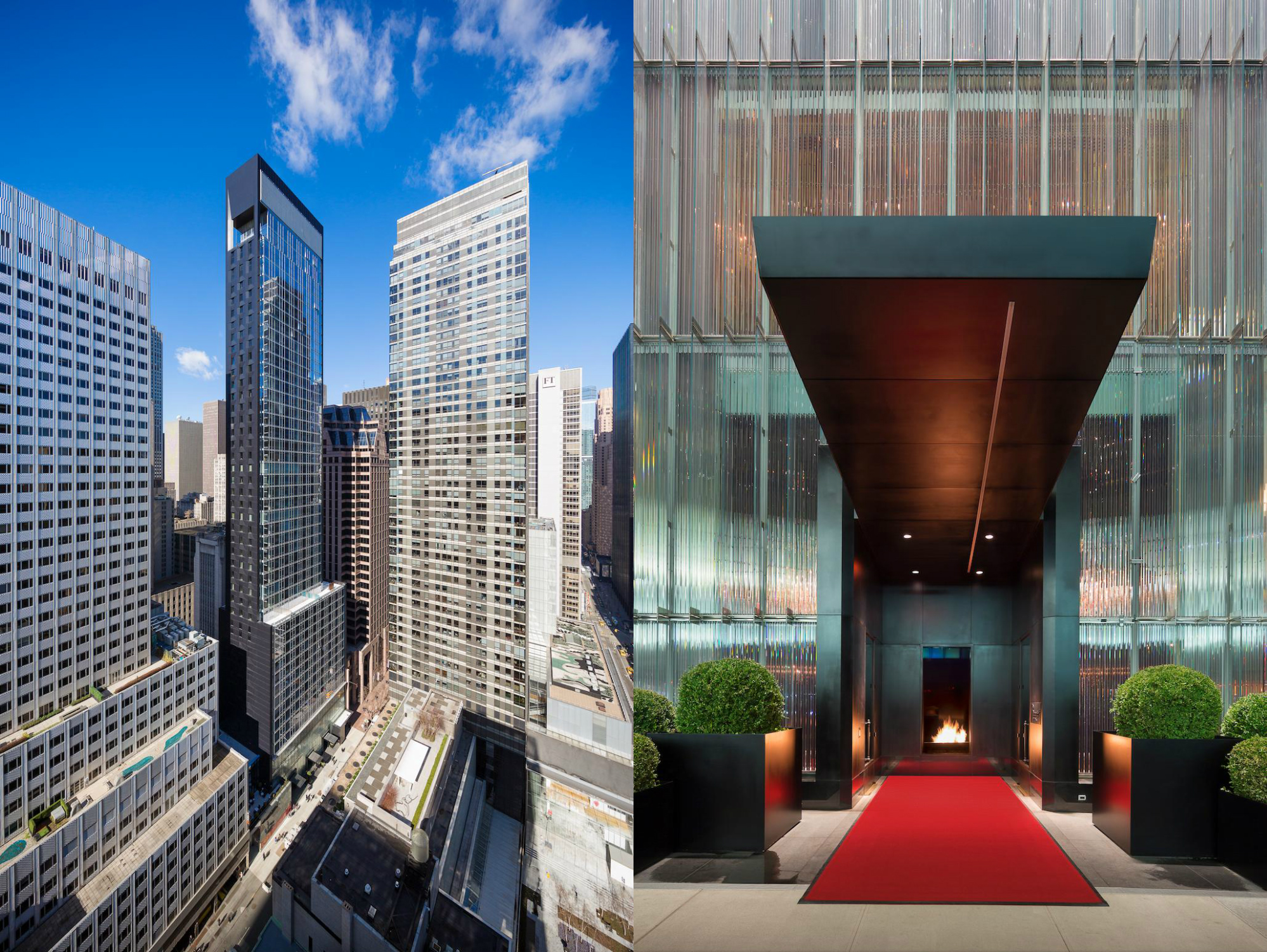 50 Story Baccarat Hotel Amp Residences At 20 West 53rd