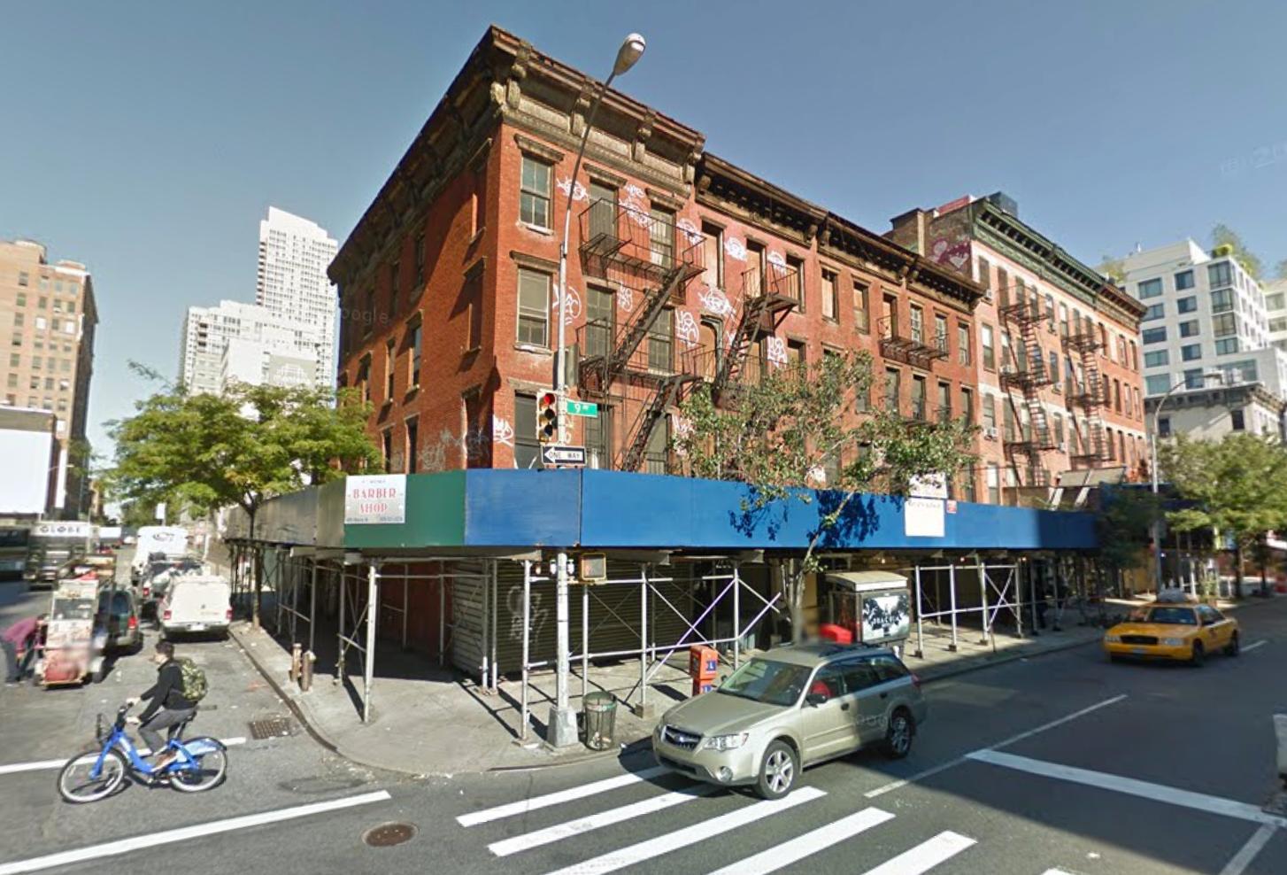485 Ninth Avenue