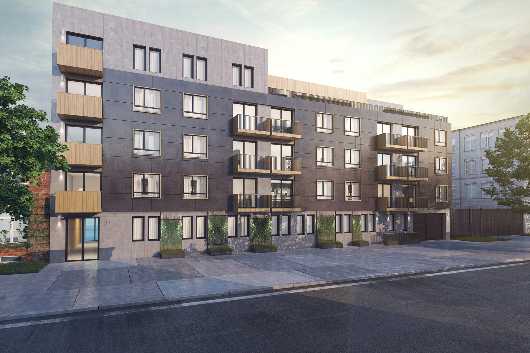 10 Lexington Avenue, rendering by StudiosC