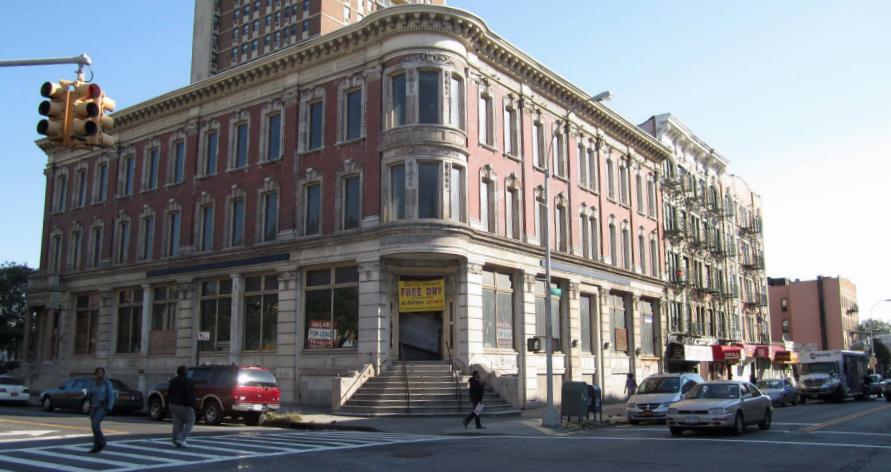 1797 Pitkin Avenue, photo via CBRE