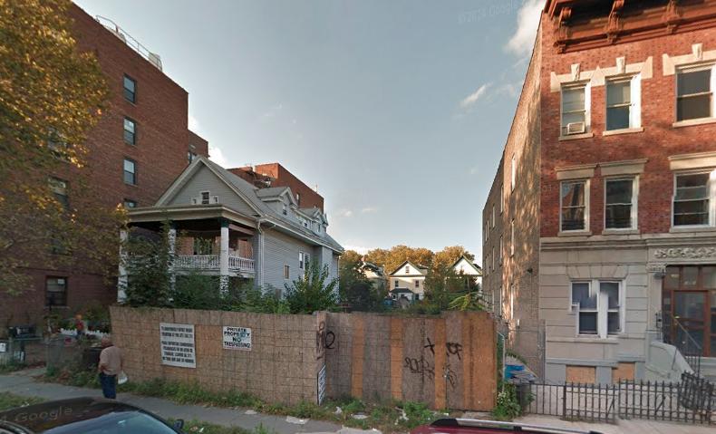 195 Hawthorne Street, image via Google Maps