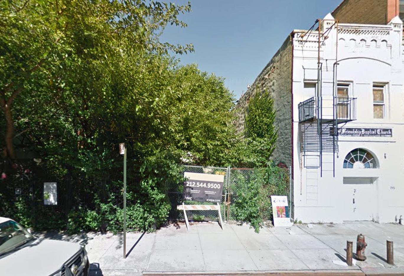 217 West 122nd Street