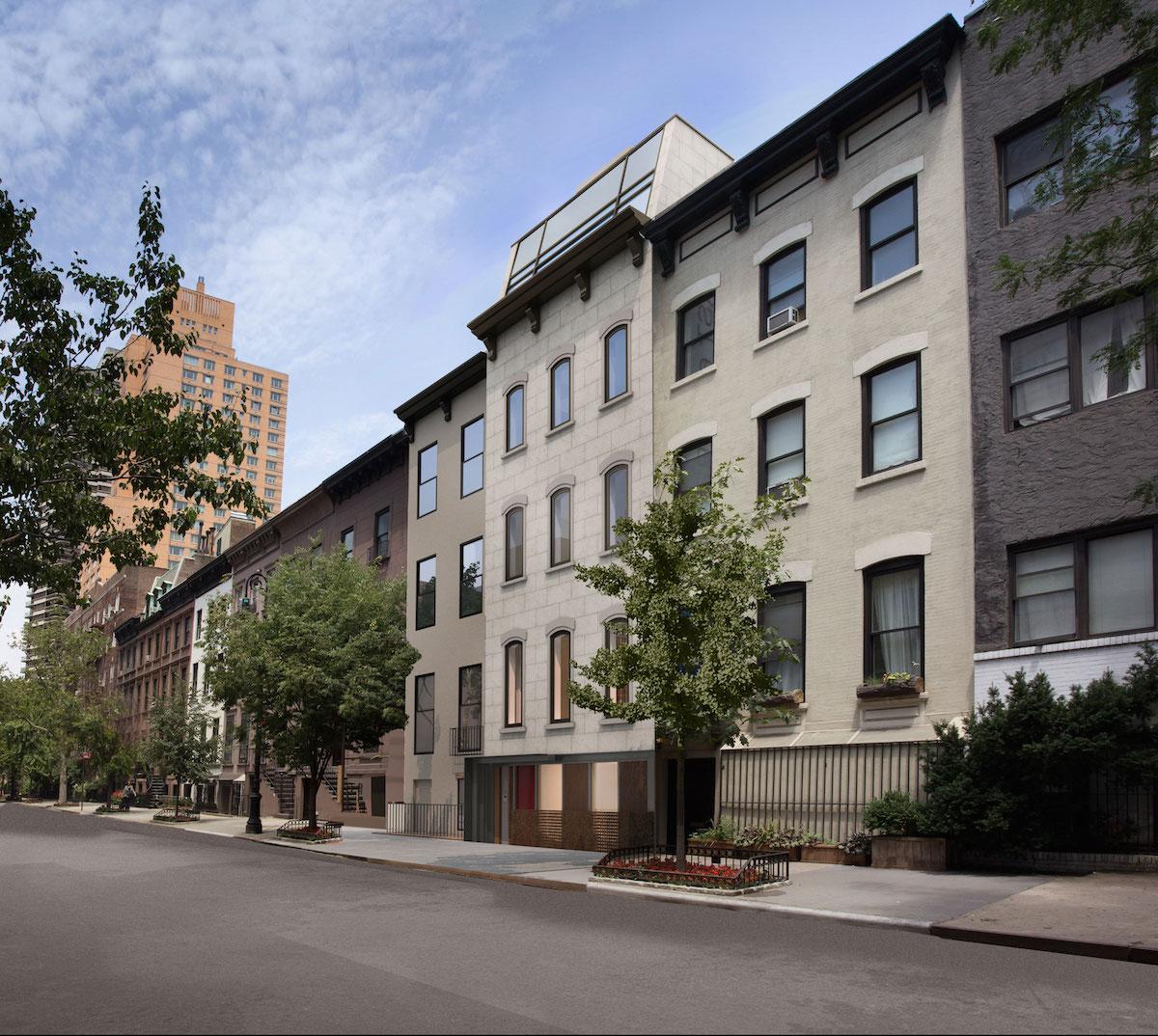 251 East 61st Street, rendering by TRA Studio