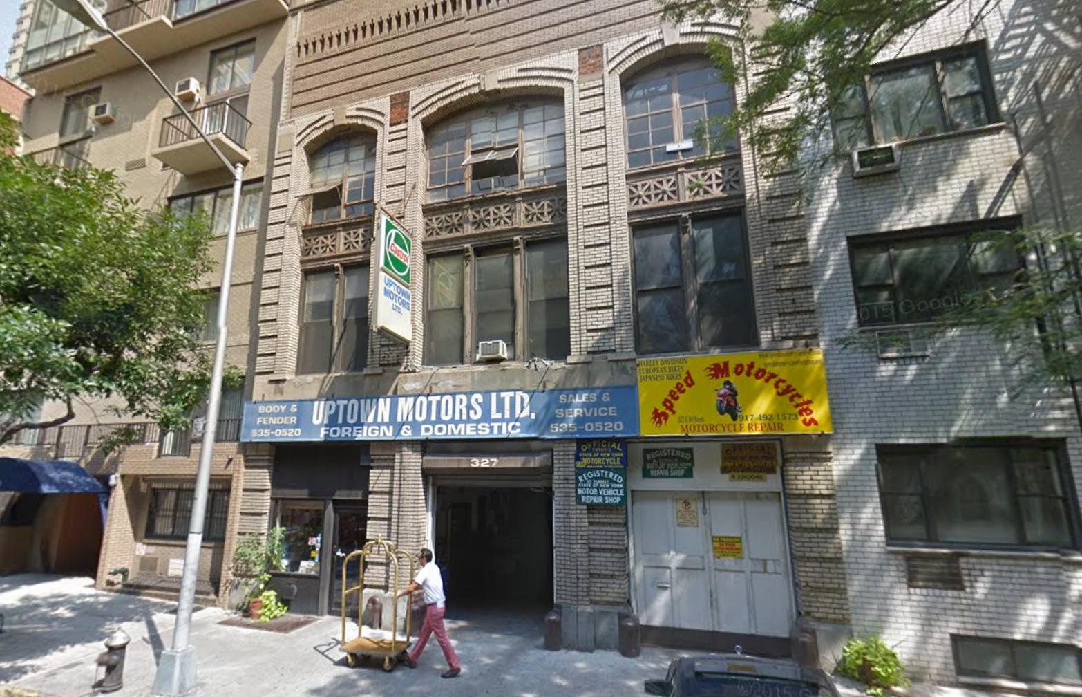 327 East 84th Street