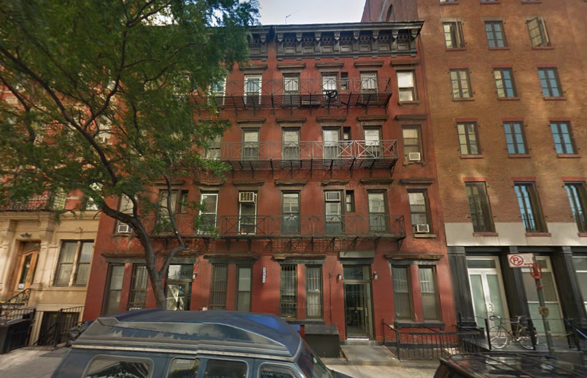 102 Charlton Street, image via Google Maps