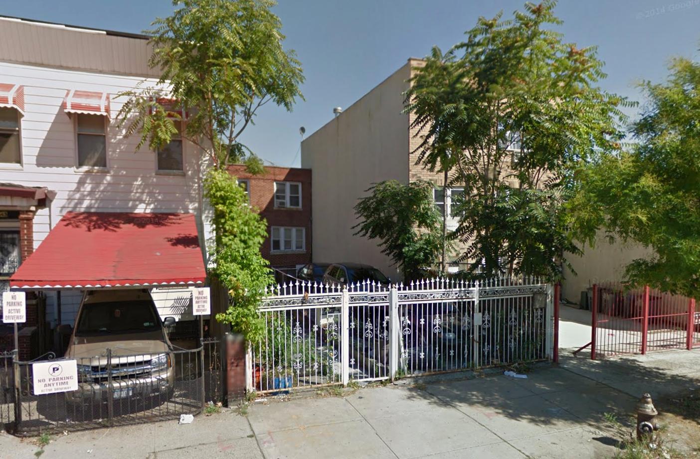 1545 Bergen Street