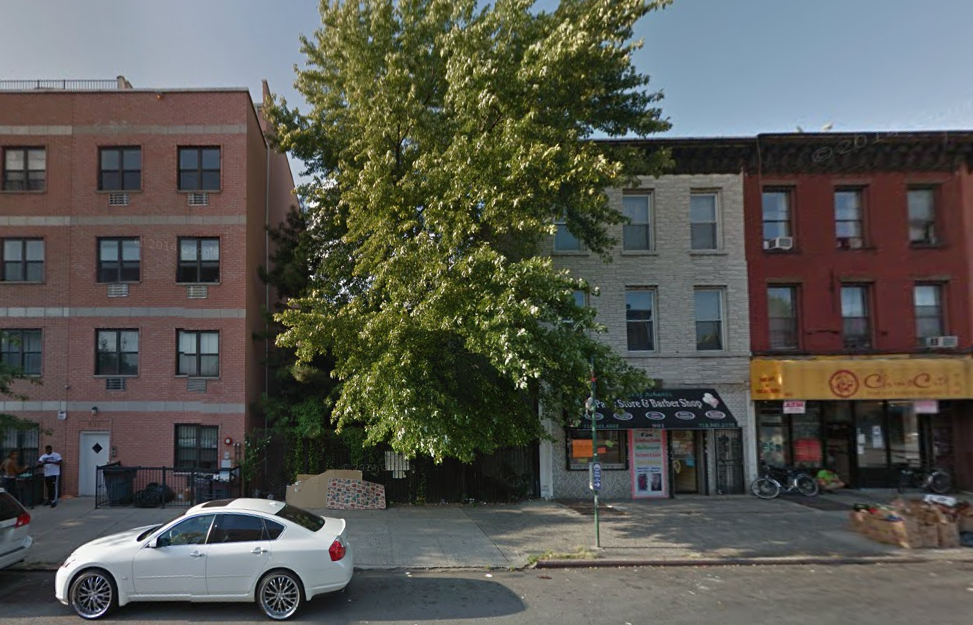 901 Myrtle Avenue, image via Google Maps