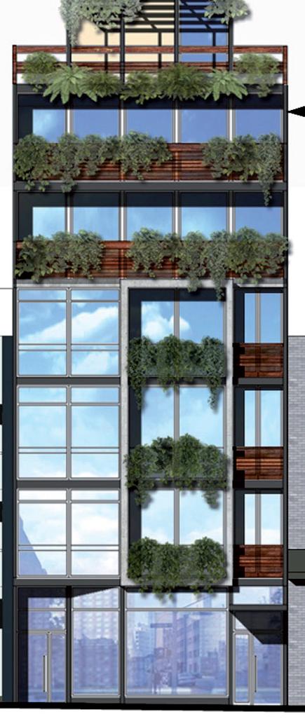 12 Van Duzer Street, rendering via Door to Door Realty