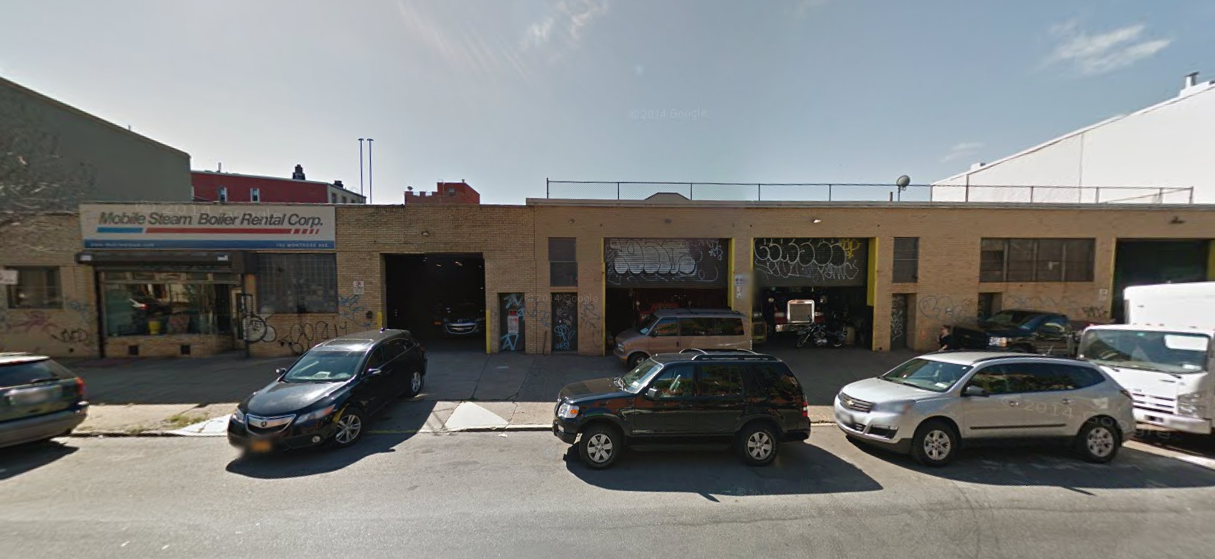 172 Montrose Avenue, image via Google Maps