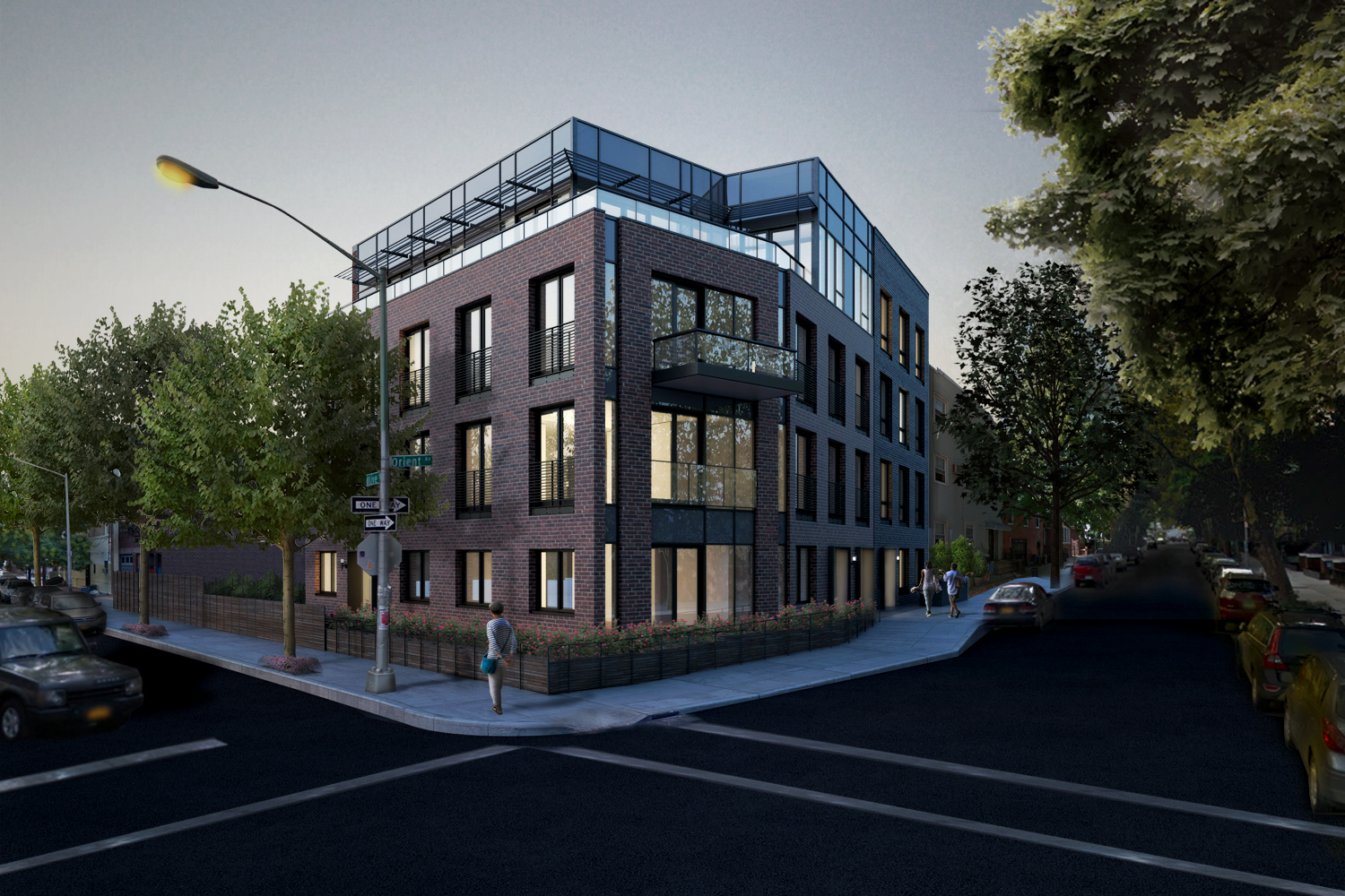 30-42 Orient Avenue, rendering by Andy McGee Design