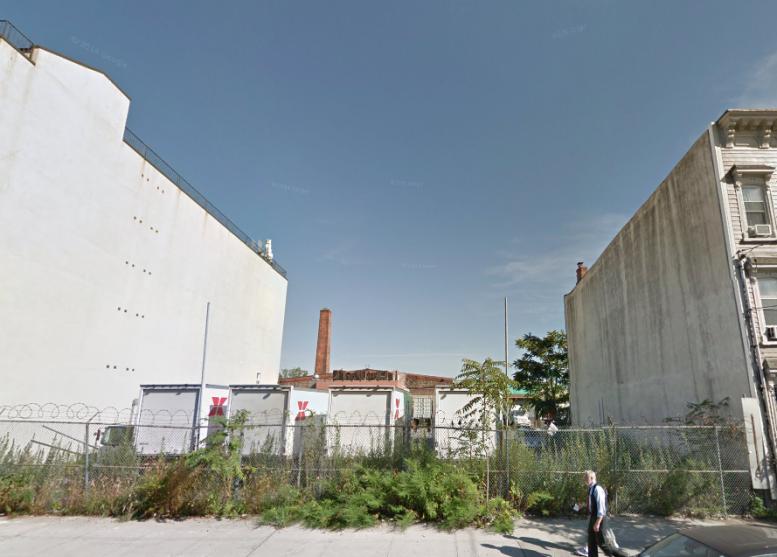 411 Van Brunt Street, image via Google Maps