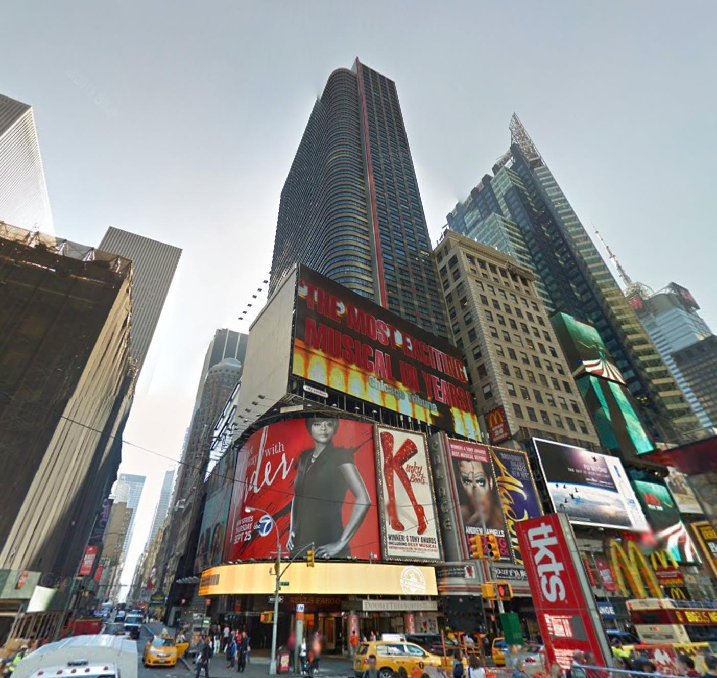 1568 Broadway