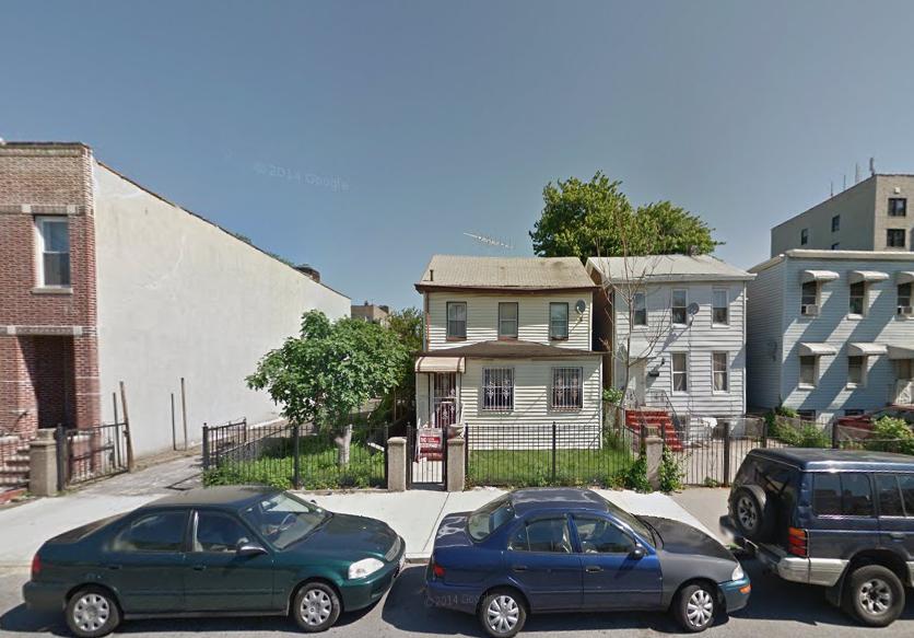 157 Erasmus Street, image via Google Maps