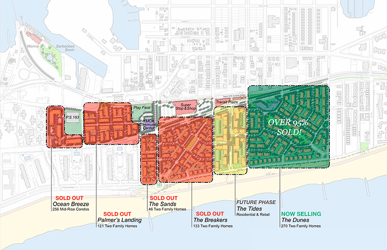 """6804 Tides Road will rise in Arverne by the Sea's final phase, """"The Tides""""."""