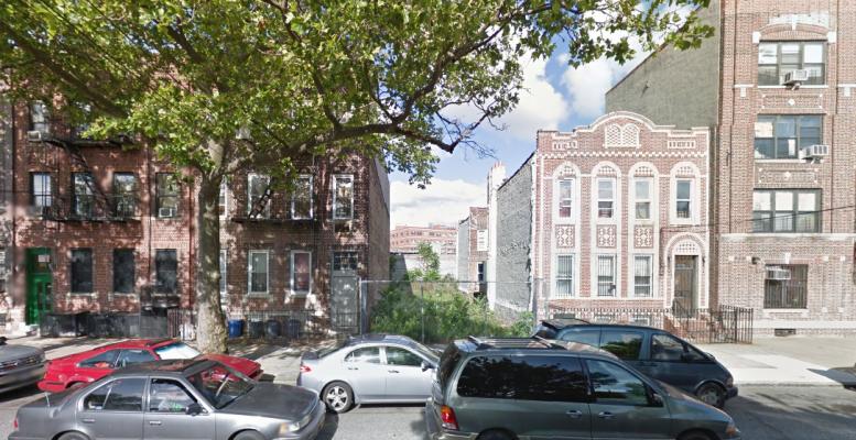 802 Howard Avenue, image via Google Maps