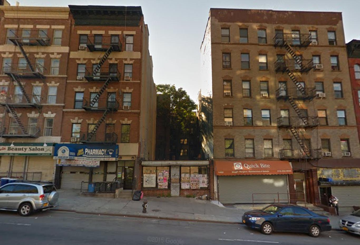 1471 Amsterdam Avenue