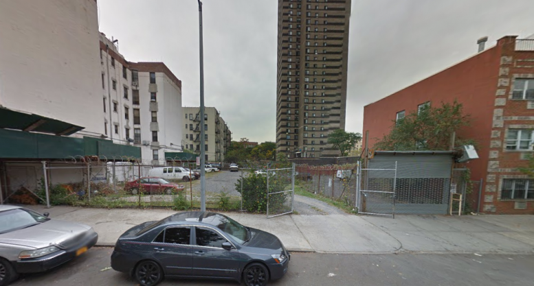 2118 Mapes Avenue, image via Google Maps