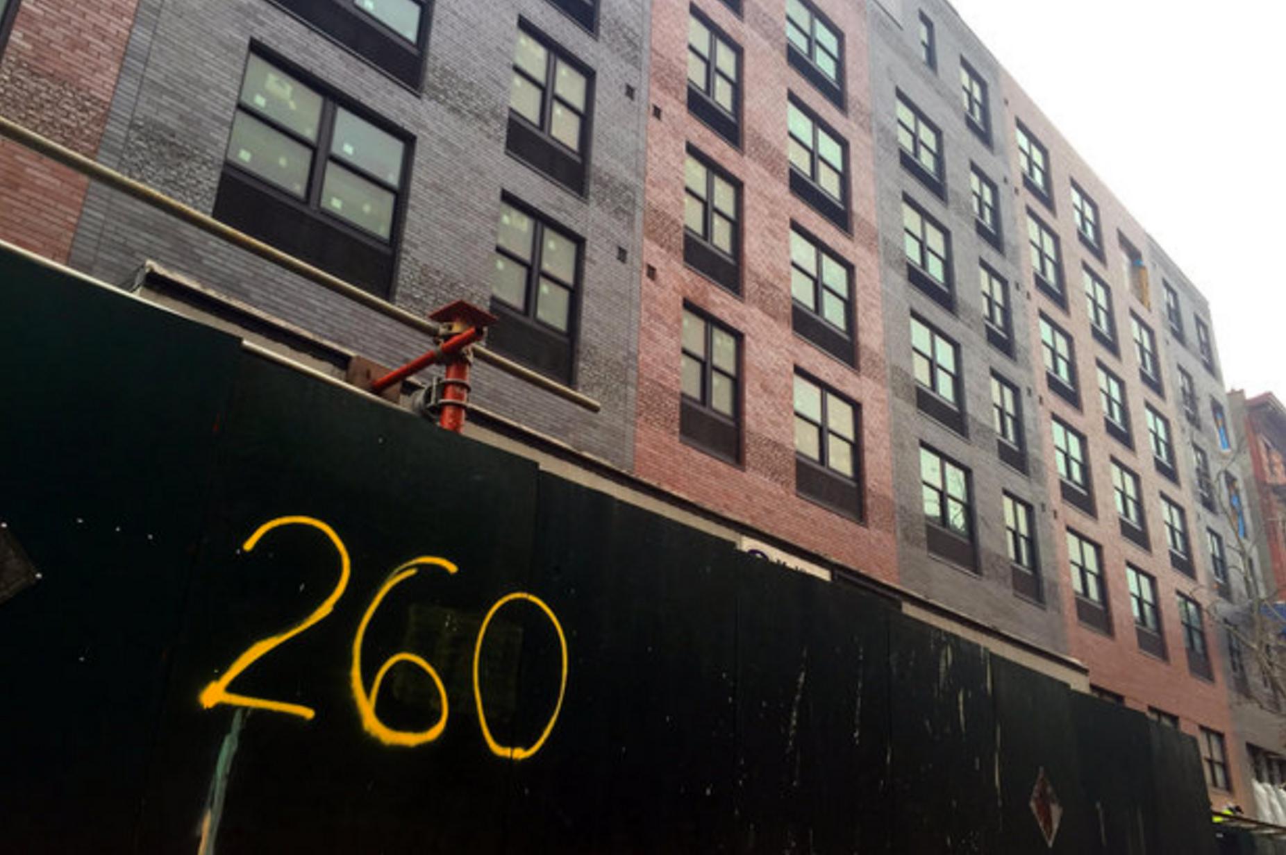 260 West 153rd Street