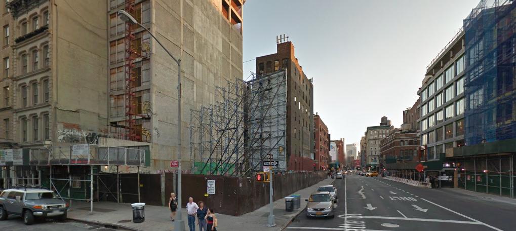 363 Lafayette Street, image via Google Maps