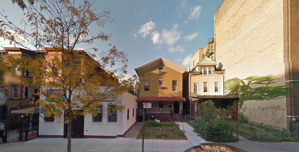 75 and 77 Clarkson Avenue, image via Google Maps