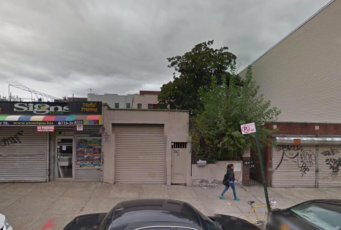 81 Starr Street