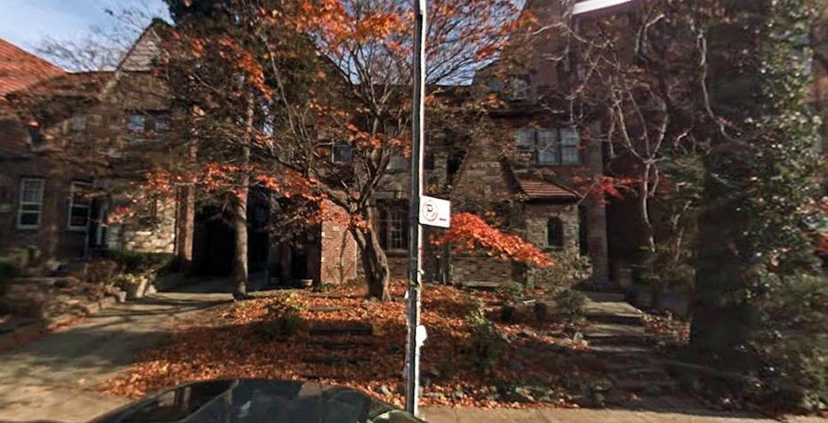 83-67 116th Street in 2007, image via Google Maps