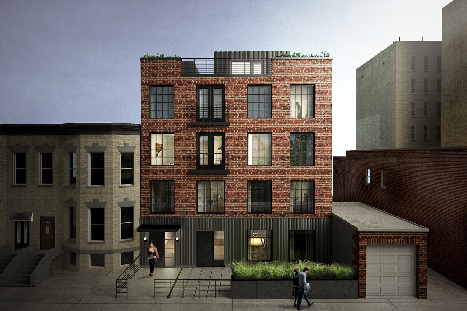 19 East 31st Street, rendering by Andy McGee Design