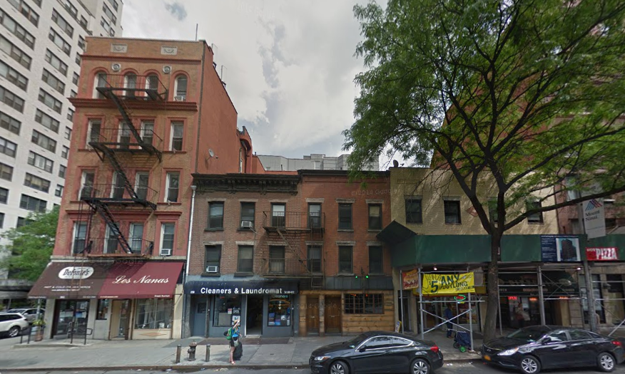 200 East 21st Street and 255-259 Third Avenue, image via Google Maps